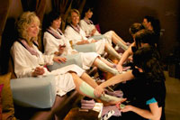 Pedicure Party