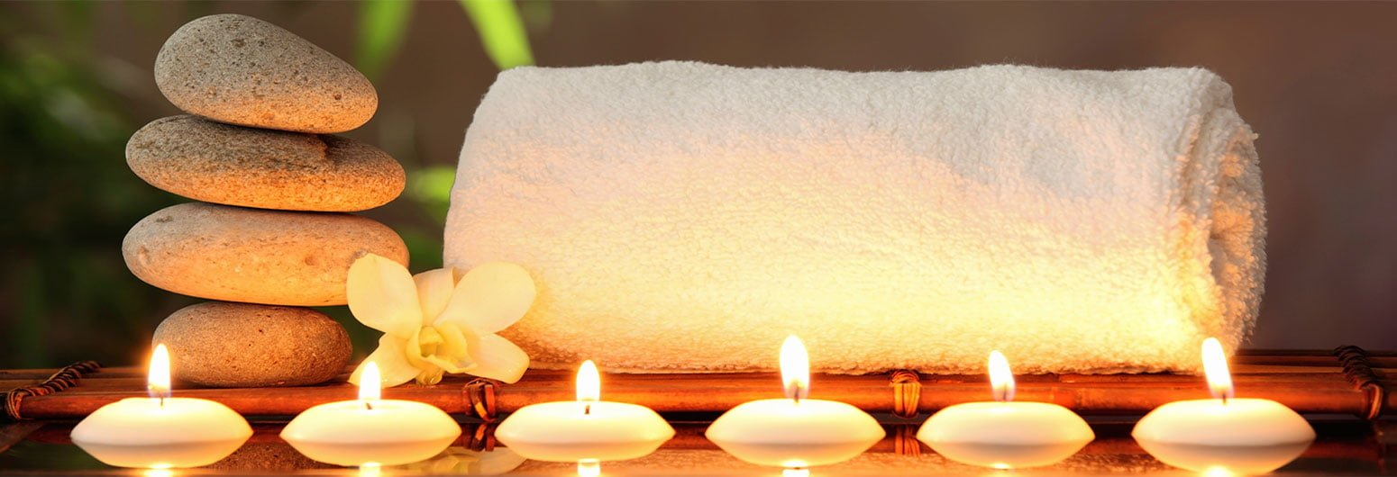 candles-towel