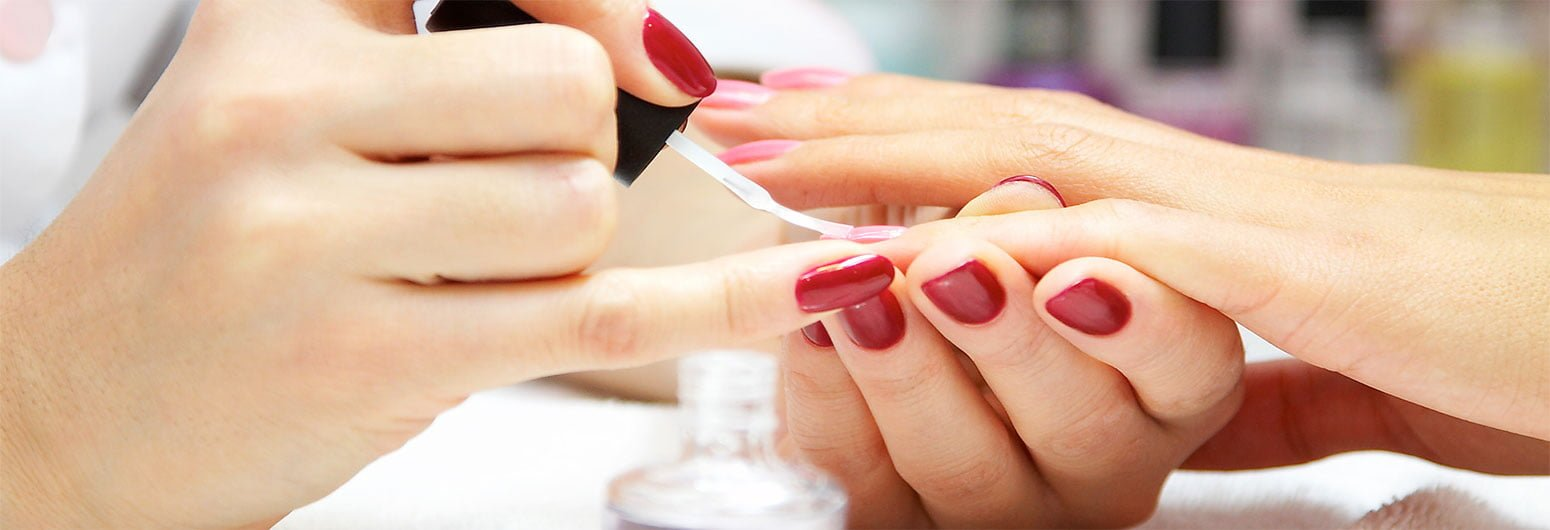 what to soak hands in for manicure