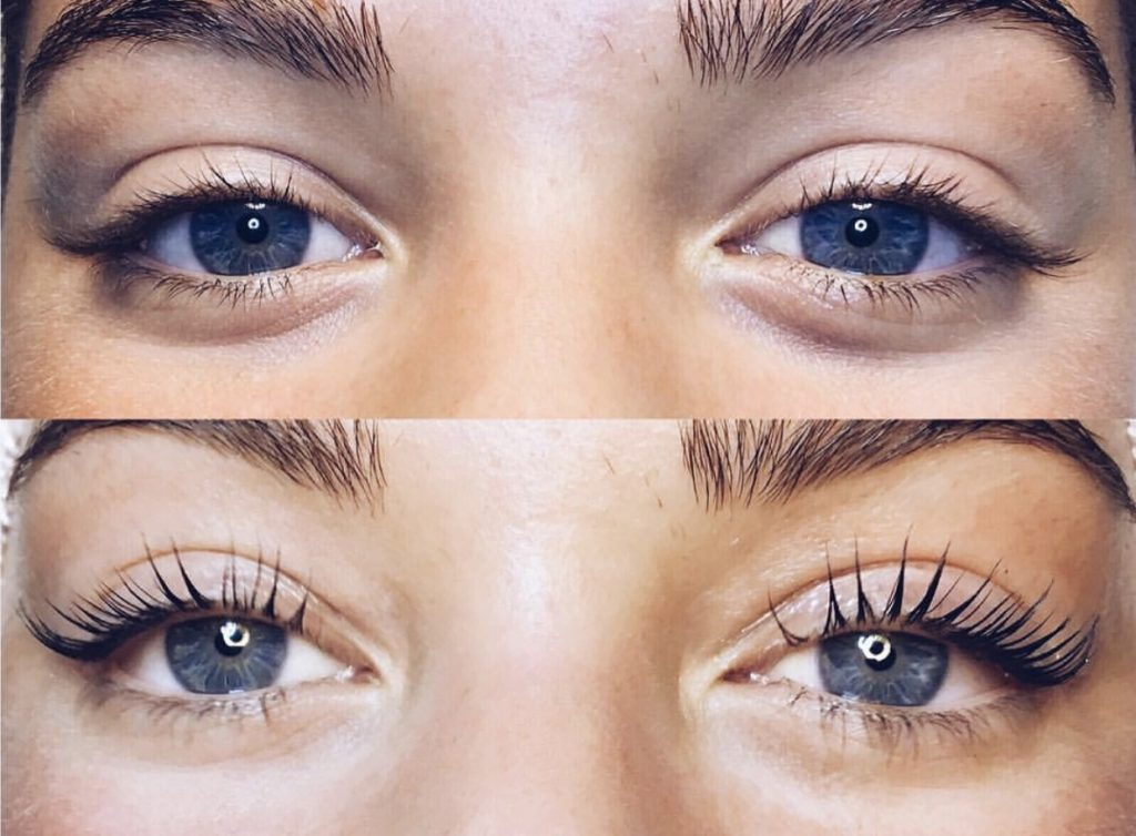 Keratin Lash Lift Is A Treatment That Lifts Curls And Boosts Lashes