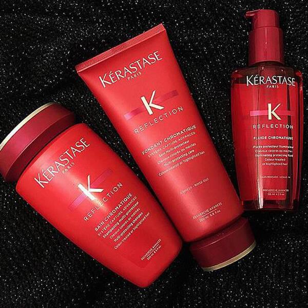Kérastase - Reflection - Fluide Chromatique Riche Hair Treatment
