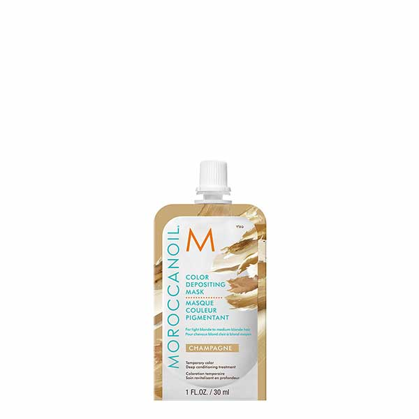 Moroccanoil - Champagne Color Depositing Mask Packette 30ml