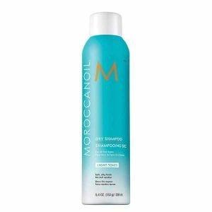 Moroccanoil - Dry Shampoo Light Tones 205ml