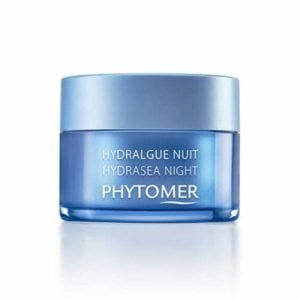 Phytomer - Moisturizing - Hydrasea Night Plumping Rich Cream 50ml