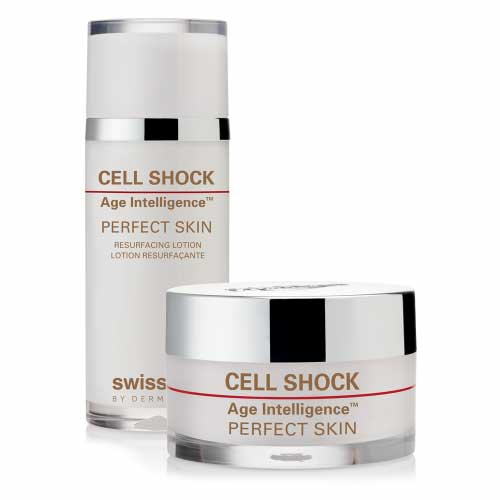Swiss Line - Age Intelligence - Perfect Skin - 45ml + 60 pads