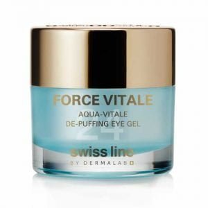 Swiss Line - Force Vitale - Aqua-Vitale De-Puffing Eye Gel - 15ml