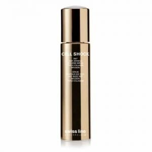 Swissline - Cell Shock - 360° Anti-Wrinkle Eye Zone Serum Triple Collagen Infusion15 ml